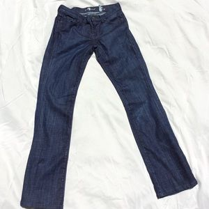7 for all mankind Lexie Petites